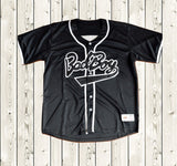 Biggie #10 Bad Boy Baseball Jersey Stitched Black