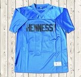 RIP Prodigy Queens Bridge #95 Hennessy Football Jersey Stitched Blue - Shook Ones