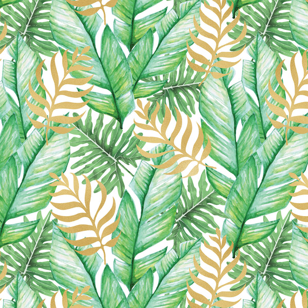 Tissue Paper - Tropical Print