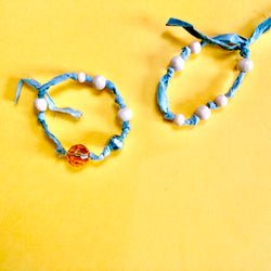 Curbside Creative Kit - Tie Dye Kindness Bracelets