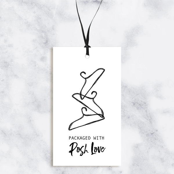 Downloadable Poshmark Tag