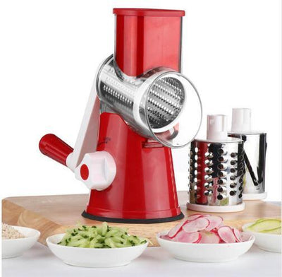Kitchen - SUPER SLICER - Vegetable Slicer, Shredder And Grinder