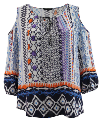 Tribal Cold Shoulder