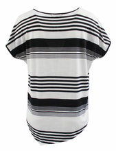 Striped Short Sleeve Tee