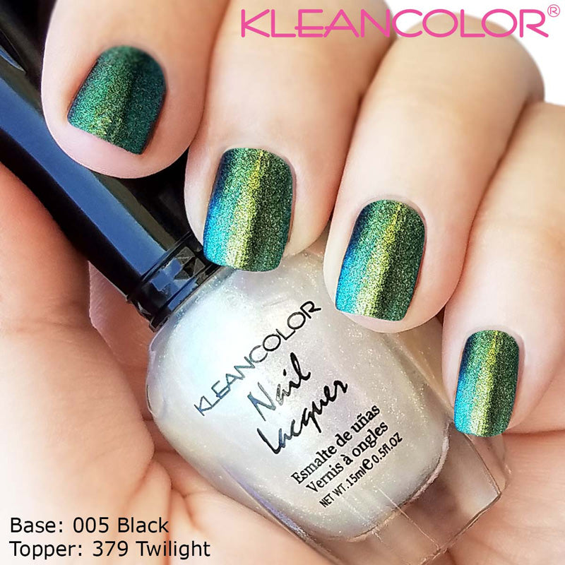 Nail lacquer prismatic topper kleancolor holographic topper prinsesfo Gallery