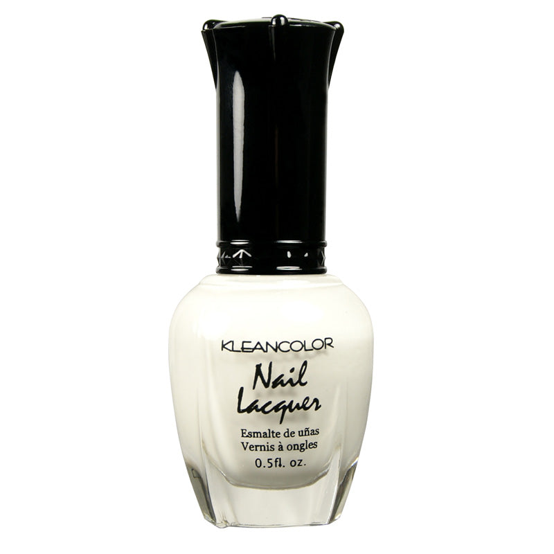 NAIL LACQUER-CREAM FINISH - KleanColor