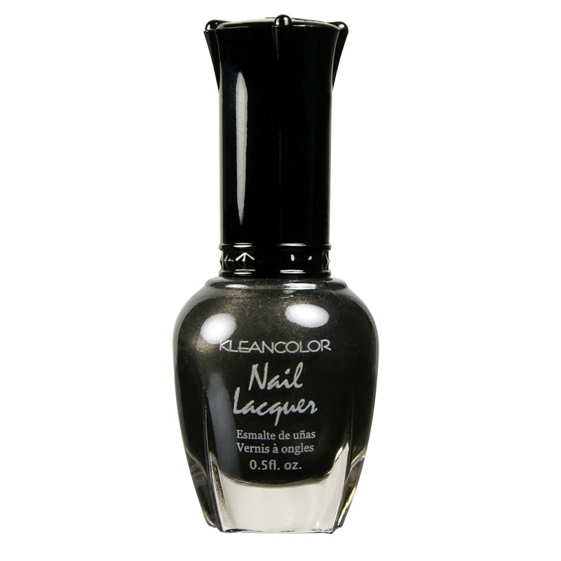 NAIL LACQUER-METALLIC FINISH - KleanColor