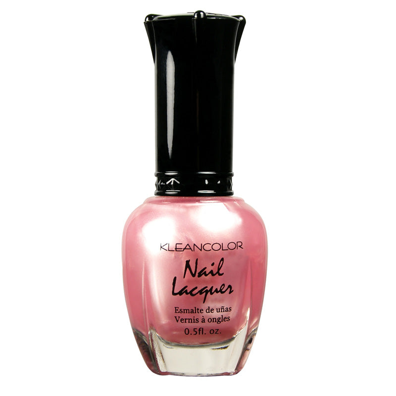 NAIL LACQUER-SHEER FINISH - KleanColor