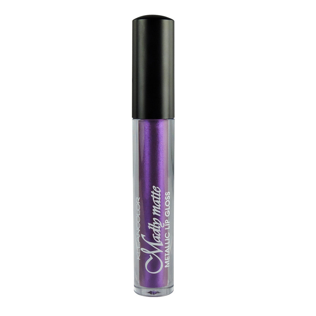 Madly Matte Metallic Lip Gloss Kleancolor