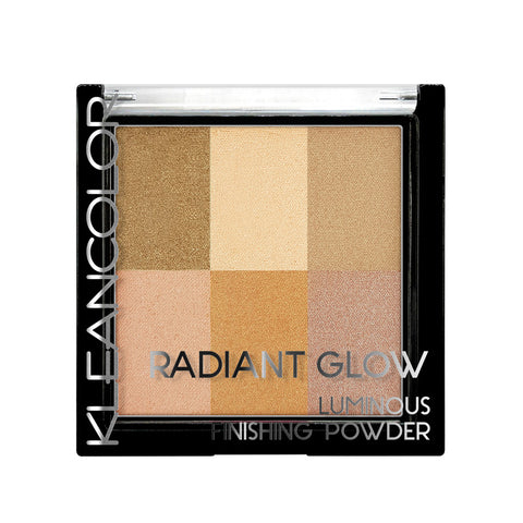 Radiant Glow-Luminous Finishing Powder - KleanColor
