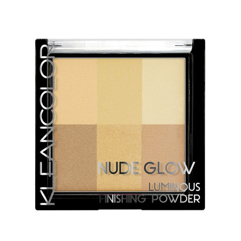 Nude Glow-Luminous Finishing Powder - KleanColor