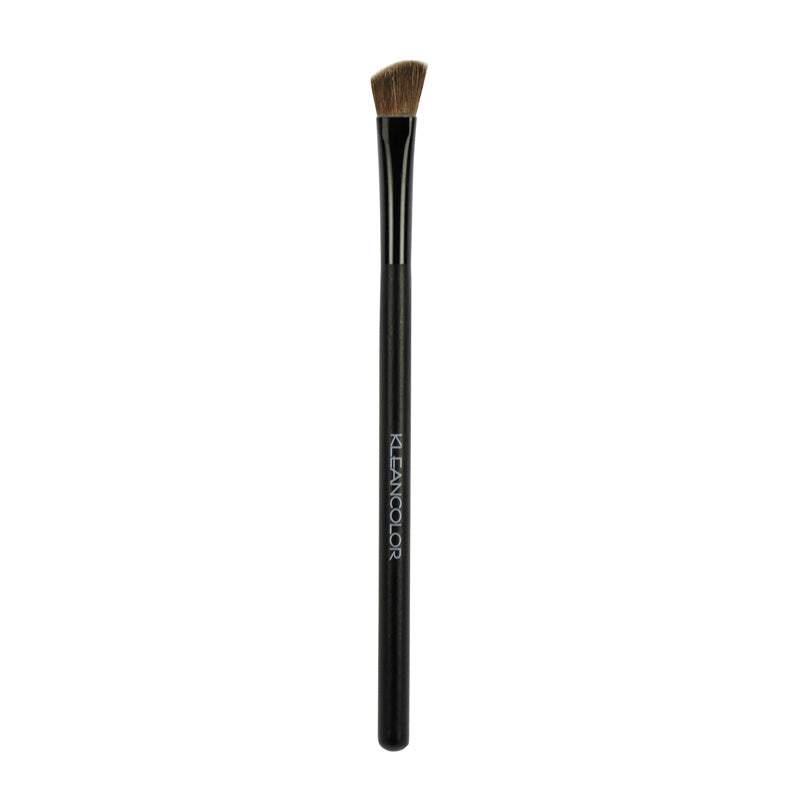 ANGLED EYESHADOW BRUSH - KleanColor