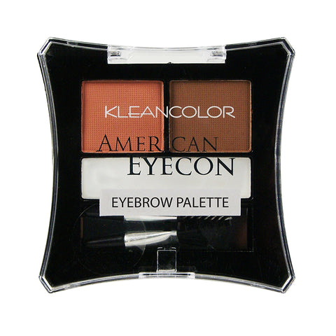 AMERICAN EYECON EYEBROW PALETTE - KleanColor