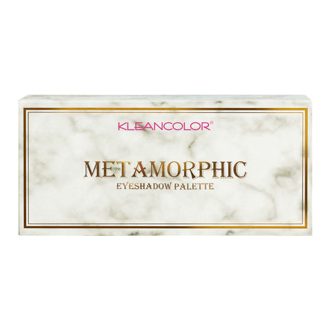 METAMORPHIC EYESHADOW PALETTE - KleanColor
