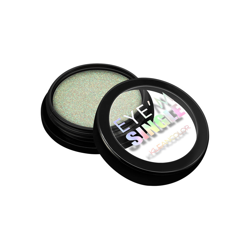 EYE'M SINGLE GLITTER EYESHADOW - KleanColor
