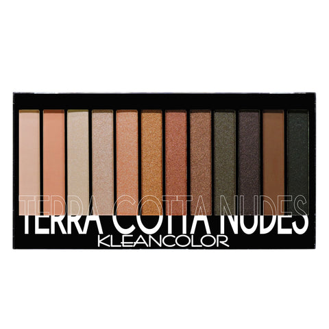 NUDE EYESHADOW COLLECTION II - KleanColor