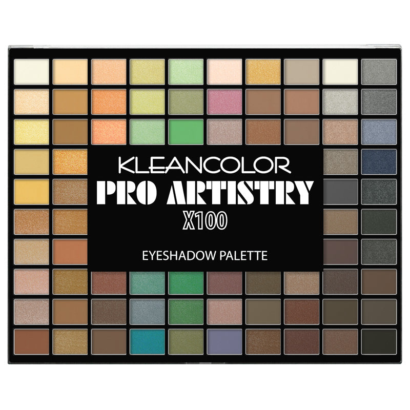 PRO ARTISTRY X 100 ULTIMATE - KleanColor