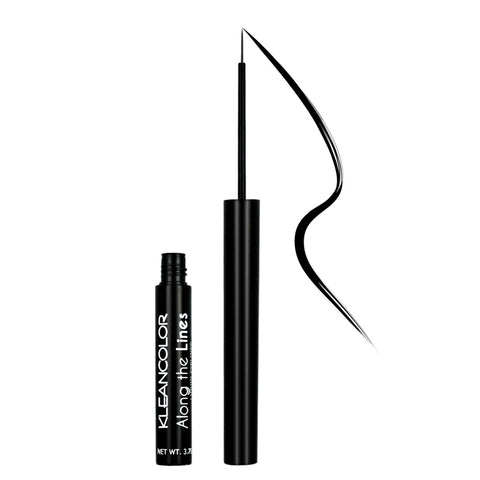 ALONG THE LINES-LIQUID EYELINER - KleanColor