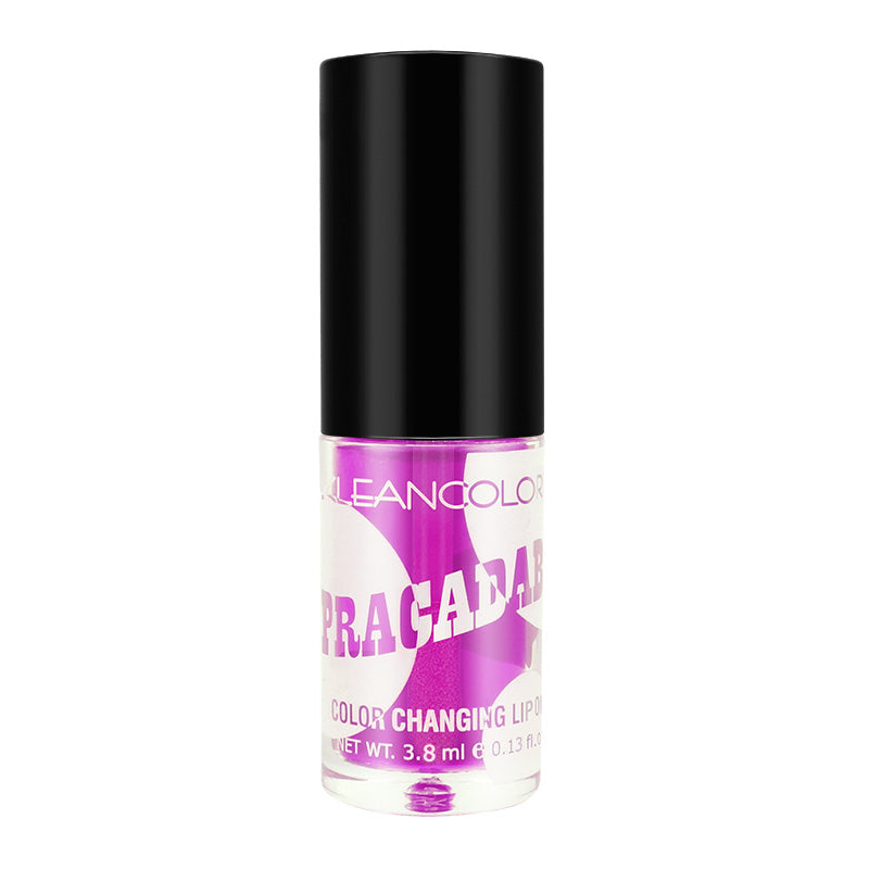 LIPRACADABRA-COLOR CHANGING LIP OIL - KleanColor