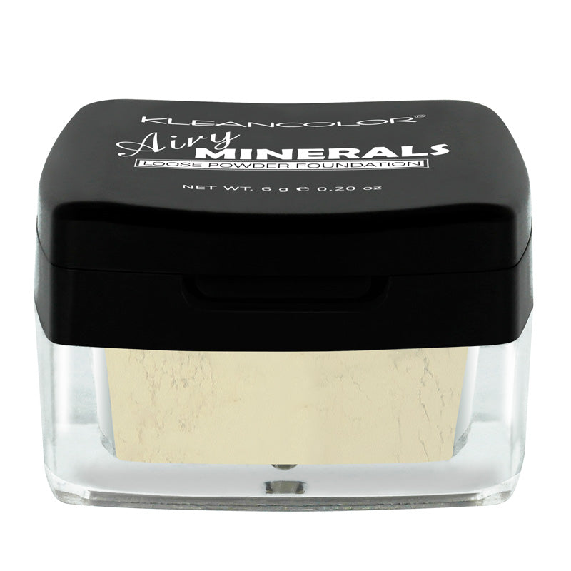 AIRY MINERALS MATTE FINISHING POWDER