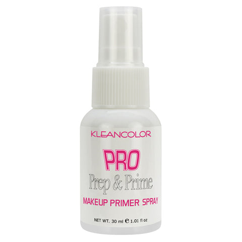 PRO PREP & PRIME MAKEUP PRIMER SPRAY - KleanColor