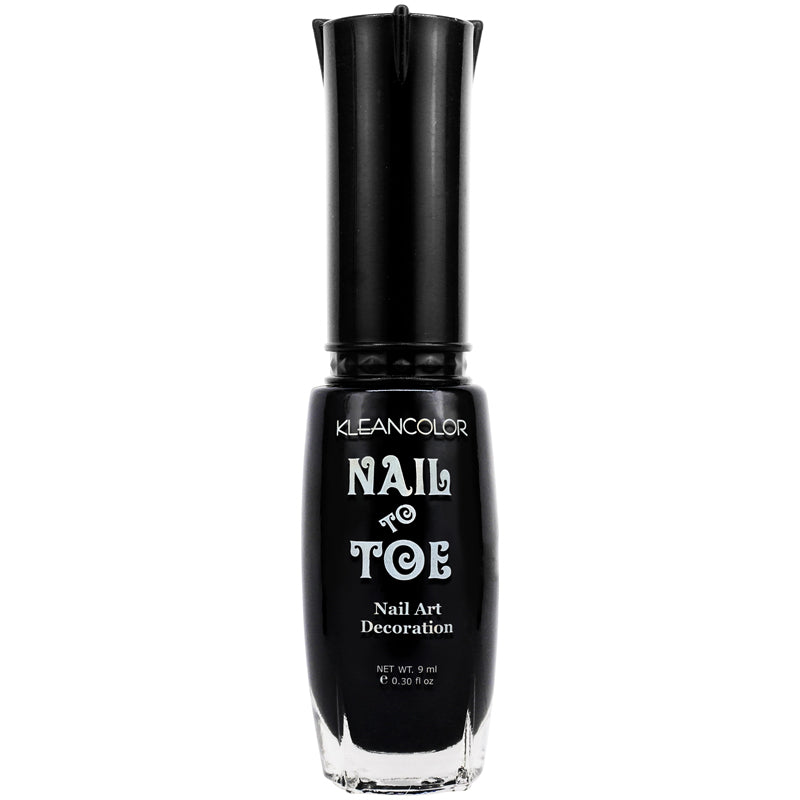 NAIL TO TOE-NAIL ART POLISH - KleanColor