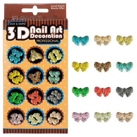 3D NAIL DECORATION CHARM BEADS