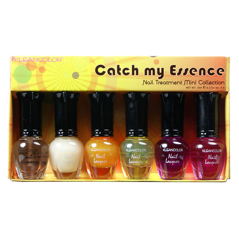 CATCH MY ESSENCE-MINI COLLECTION - KleanColor