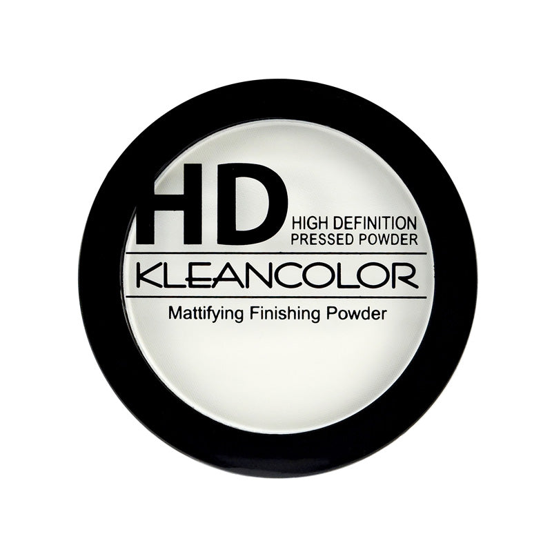 HIGH DEFINITION MATTIFYING FINISHING PRESSED POWDER - KleanColor