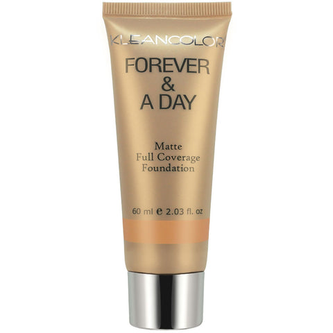 FOREVER & A DAY MATTE FULL COVERAGE FOUNDATION - KleanColor