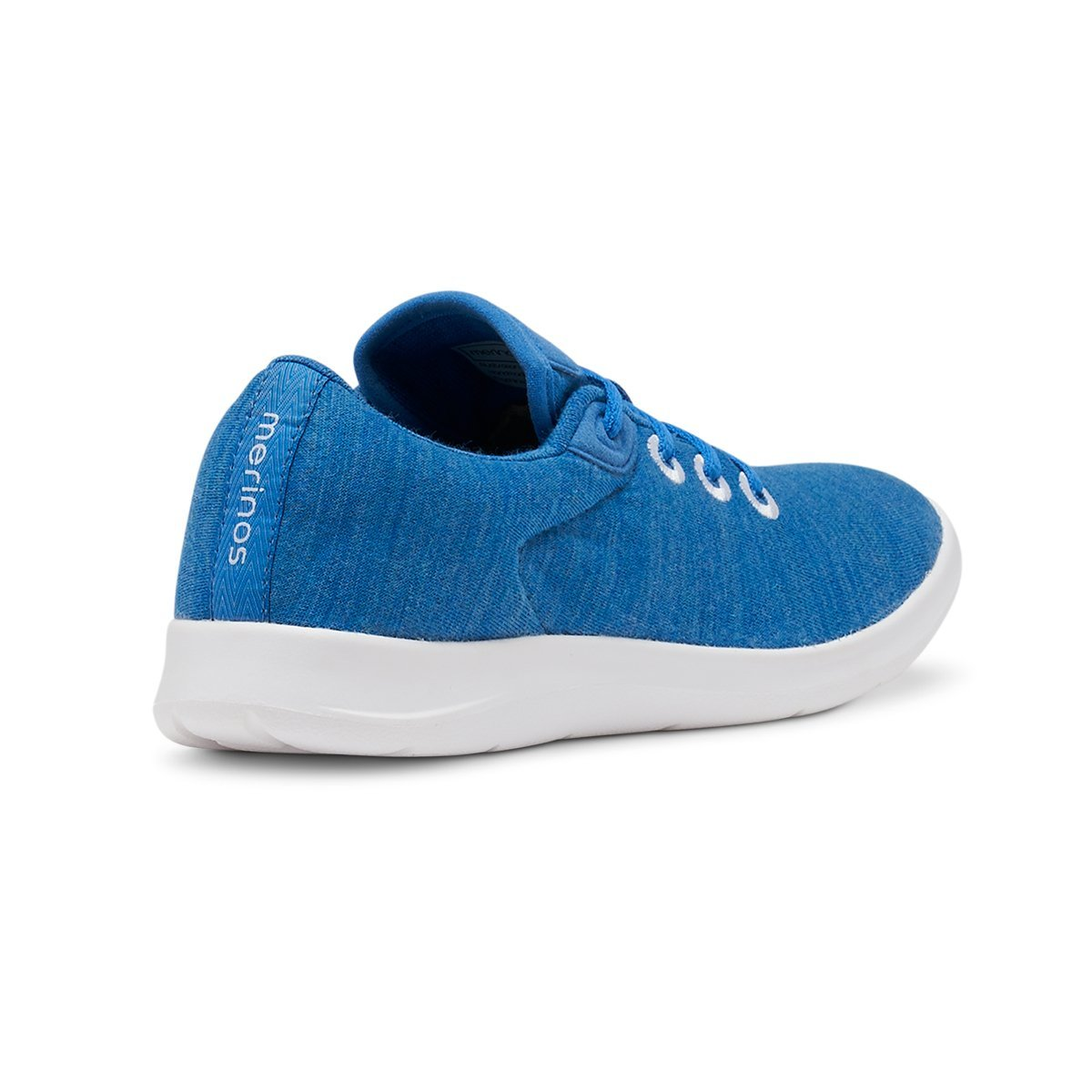 Women's Lace-Ups Bright Blue