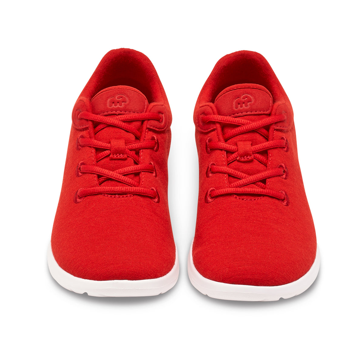 Men's Lace-Ups Red