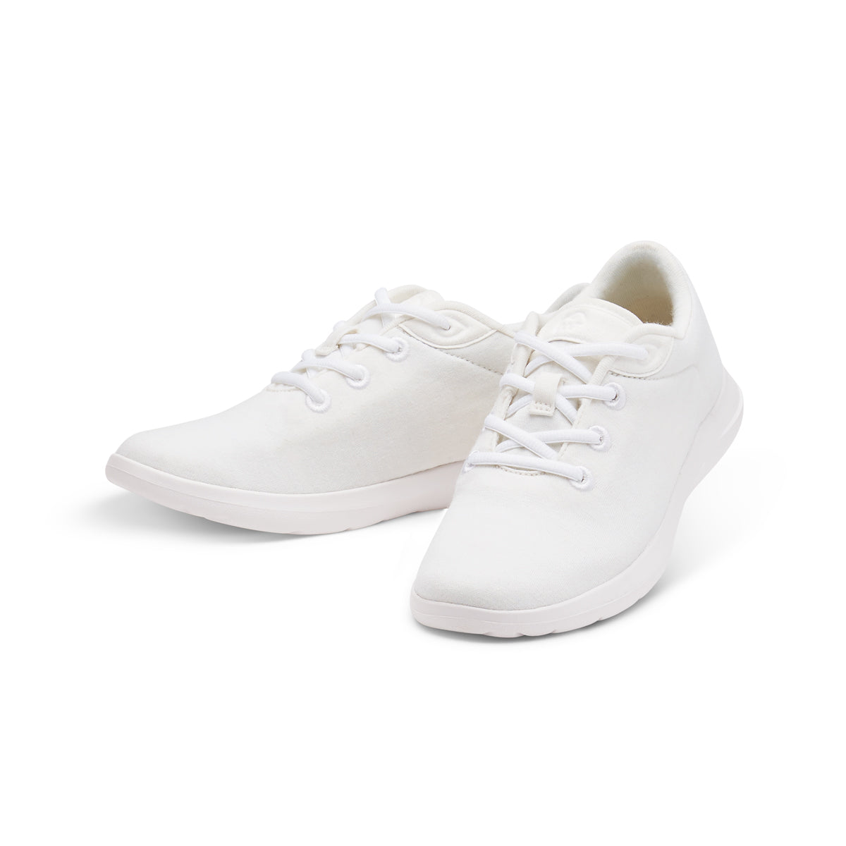 Women's Lace-Ups White