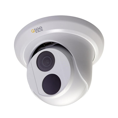 Bastion 4K UHD IP Color Night Vision Dome Camera (BA4KD1.1)