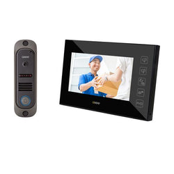 "Wired Video Door Phone with 7"" LCD Screen - (Q-VID)"