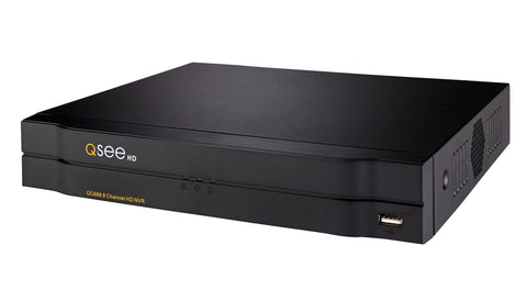 8 Channel 4K H.265 Network Video Recorder (QC888)