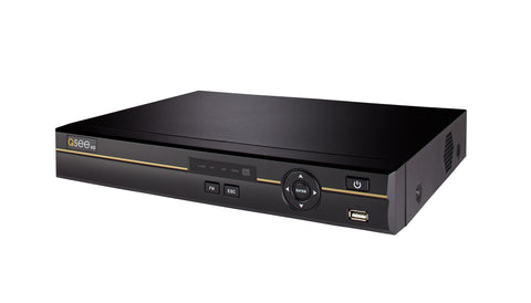 16 Channel 4K Digital Video Recorder (QC9916)
