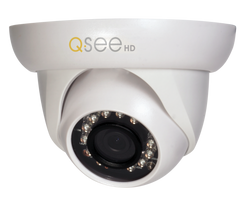 720p Analog HD Dome Security Camera (QCA7202D)