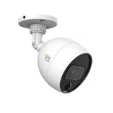 4K Analog HD Bullet Security Camera with PIR Technology (QCA8095B)