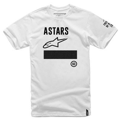 Alpinestars Set shirt - white