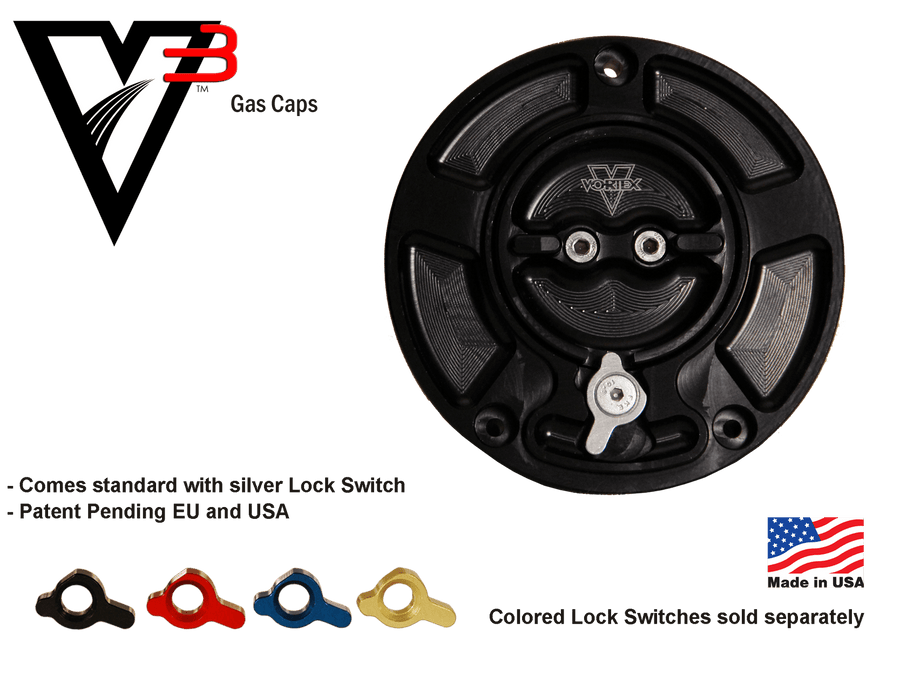 Vortex Racing Gas Cap stunt tank