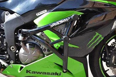 Impaktech Cage Kawasaki Stunt Cage Monster Edition Black Cage