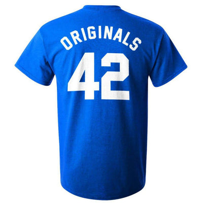 Kareless Original Jackie Robinson 42 shirt
