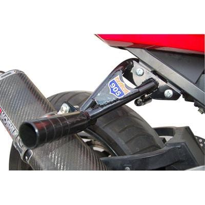 Racing 905 Aprilia subcage RSV4RR rear pegs