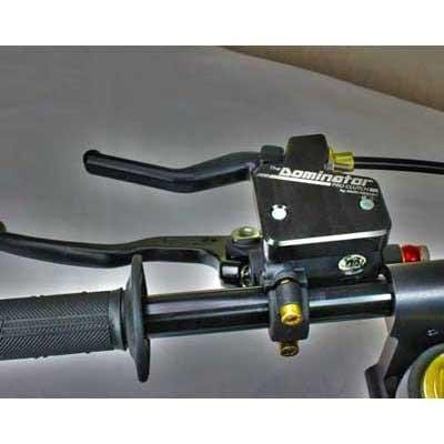 Dominator Pro Shorty Clutch Cap - Dual Fitting Handbrake - Junction Valve - Tap-in