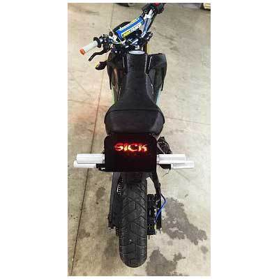 2015 2016 2017 2018 Honda Grom MSX 125 subcage rear stunt pegs MSX125 Sick Innovations