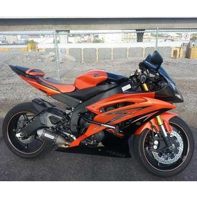 Sick Innovations Yamaha Street Cage Race Rails R6 R6R R6S