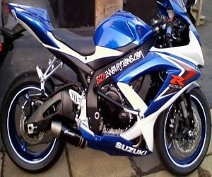 Sick Innovations Street Cage Suzuki GSXR 600 GSXR 750 race rails