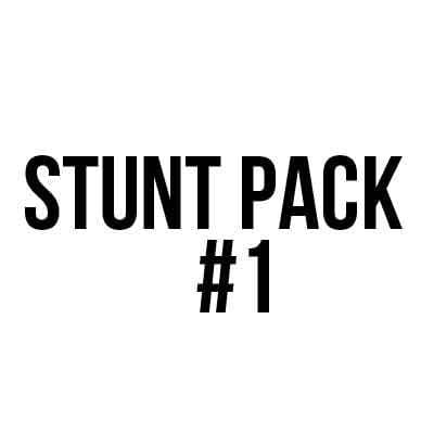 Sick Innovation Stunt Pack Stunt Pak Package Deal #1