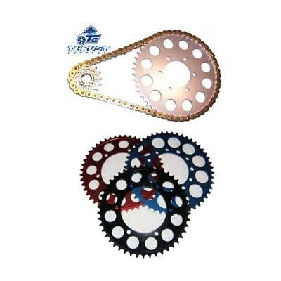 Thrust Sprocket Kit - Street Stunt Kit - Pro Stunt Kit 60 62 64 66 tooth